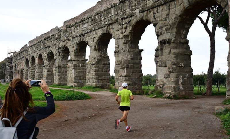 Da Tor Fiscale al Parco degli Acquedotti (Parco dell'Appia Antica, Roma)