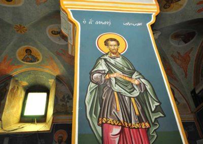 Nazareth, chiesa ortodossa di San Gabriele