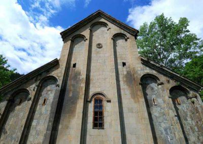 La Parhali Kilise, chiesa armena in abbandono