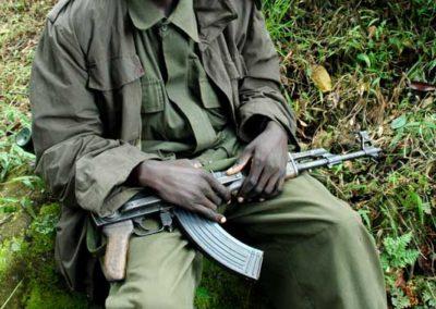 Ranger del Rwenzori Mountains National Park