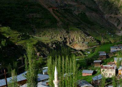 Il villaggio di Yaylalar