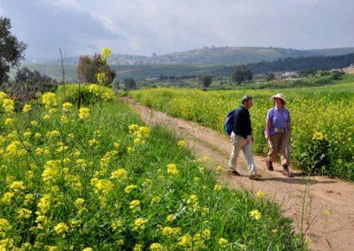 In cammino tra Nazareth e Cana