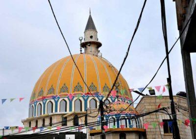 Cana, la moschea