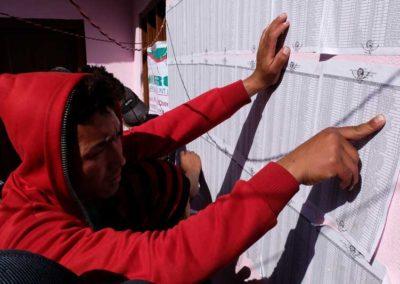 Barpak, le prime liste dei contributi per la ricostruzione