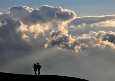 Etna, i Crateri Silvestri