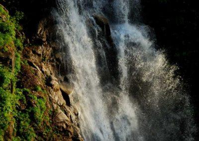 Cascata nei pressi di Ayder