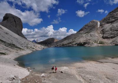 Dolomiti, il Lago di Antermoia