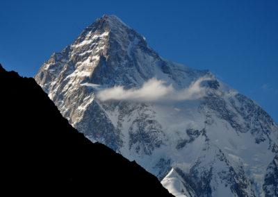 Il K2 da Concordia