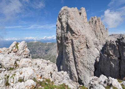 Dolomiti, la Croda di Re Laurino