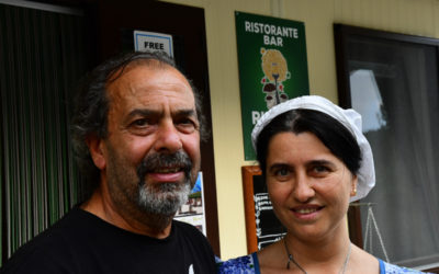 ARQUATA DEL TRONTO, RINASCE IL RIFUGIO DEGLI ALPINI