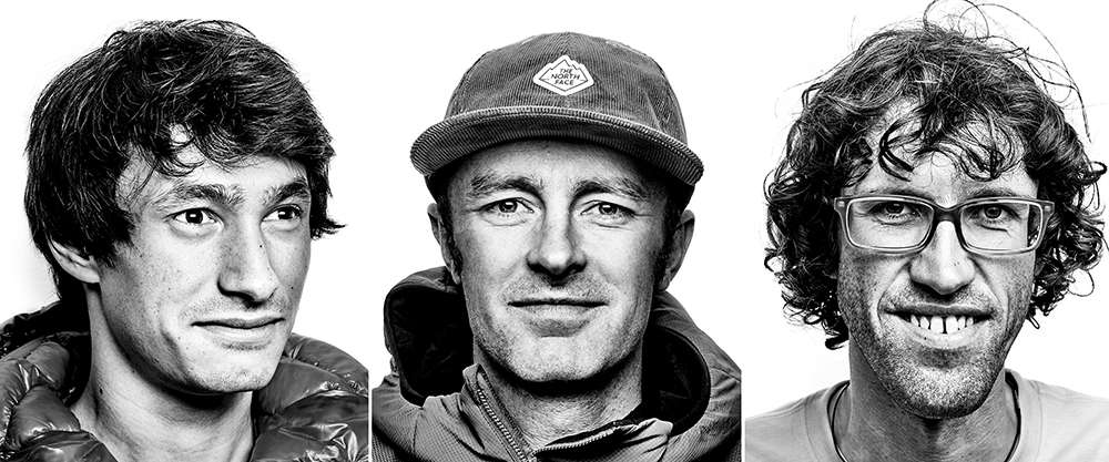 HANSJÖRG AUER, DAVID LAMA, JEFF ROSKELLEY TRAVOLTI DA UNA VALANGA IN CANADA