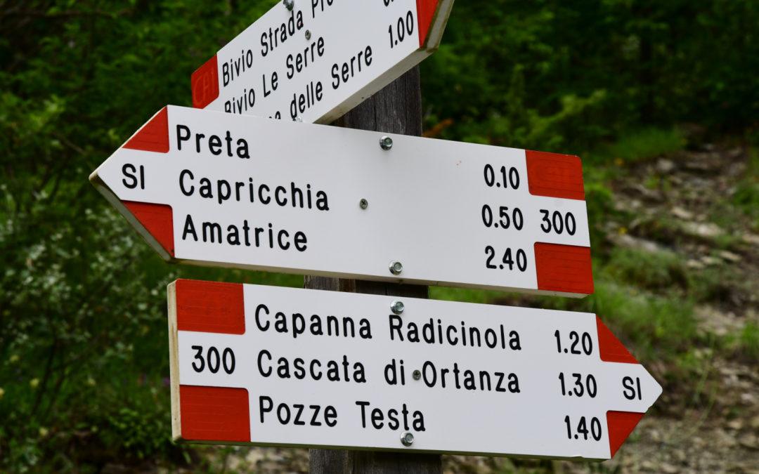 TRENTO, UNA FESTA PER IL SENTIERO ITALIA