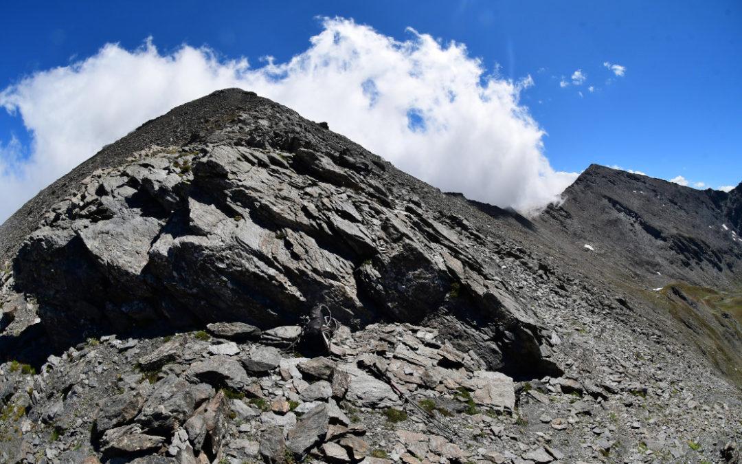 DALLA VALLE ARGENTERA AL GRAN QUEYRON (ALTA VAL DI SUSA, PIEMONTE)