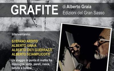 """PRESENTAZIONE DI """"GRAFITE"""" DI ALBERTO GRAIA"""